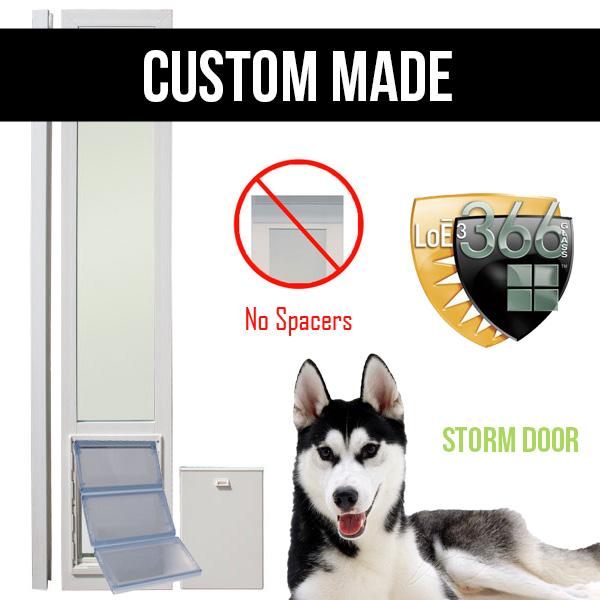 Low E Secure Dual Pane Door Vinyl Dog Doors Doggy Door
